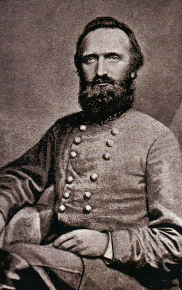 stonewall jackson - photo #16