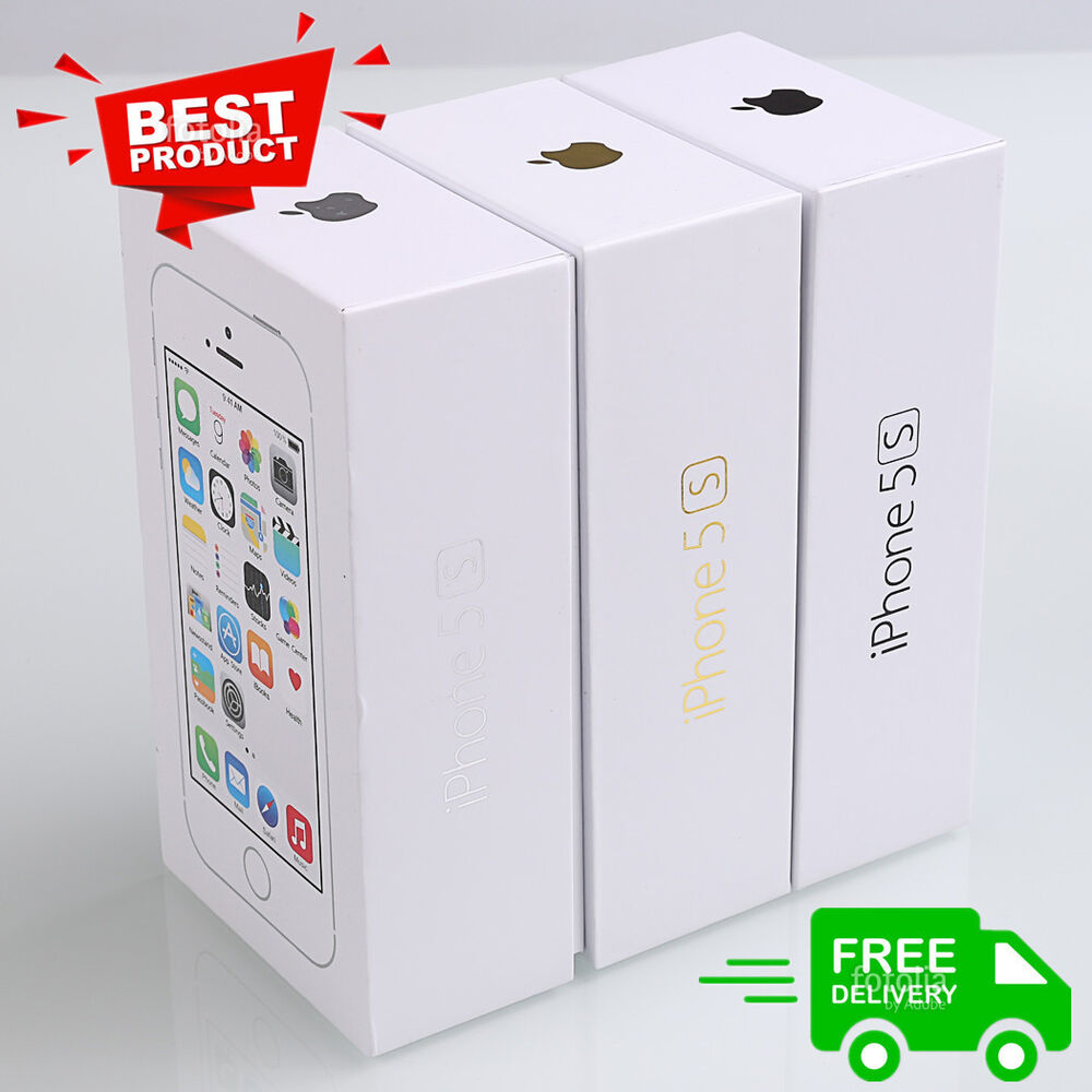 apple iphone 5s 16 32 64gb smartphone fabrik entriegelt. Black Bedroom Furniture Sets. Home Design Ideas