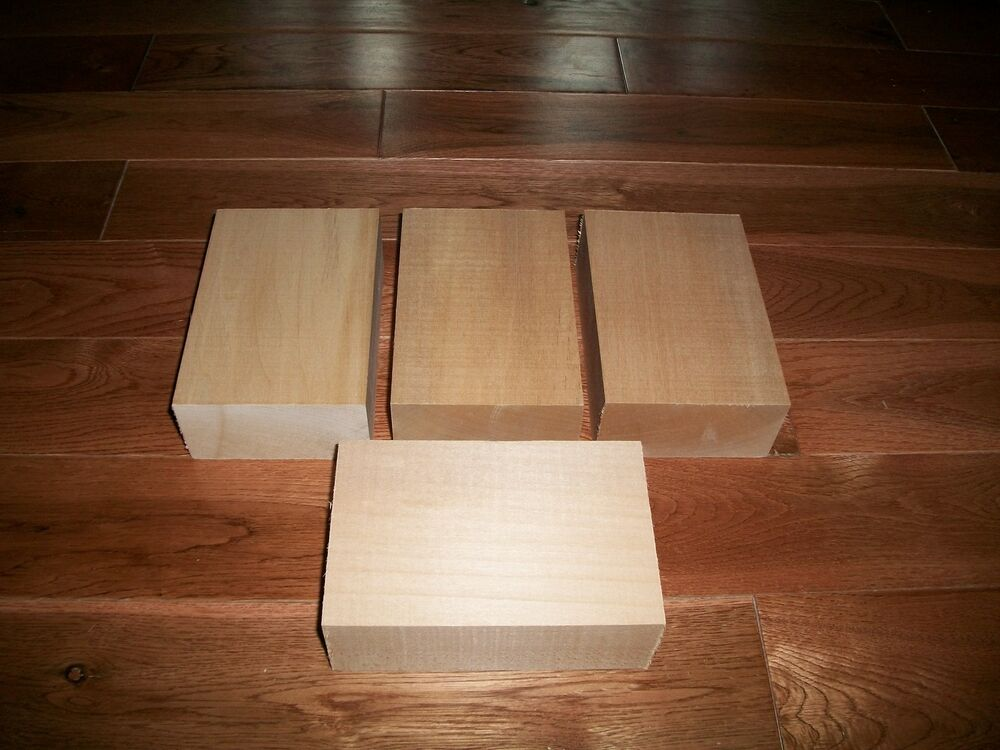 Basswood lumber carving wood blocks quot x kiln dried