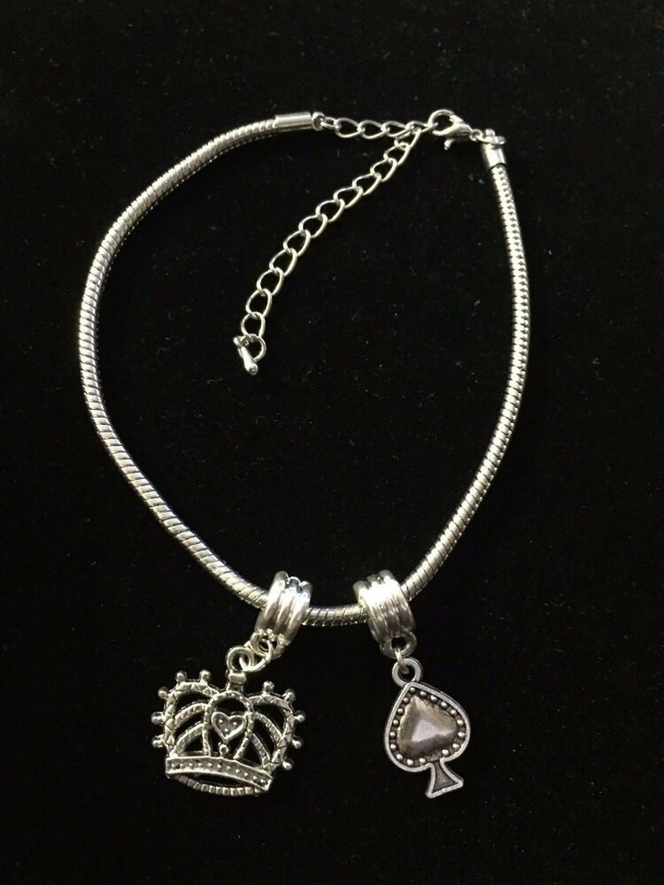 quot of spades quot anklet hotwife lifestyle