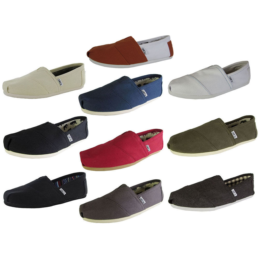 Toms Mens Shoes Loafers