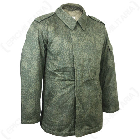 img-Original Polish Army Puma Camo Parka - All Sizes Camouflage Jacket Coat Surplus