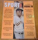 sport magizine may 1968 cover willie mays