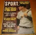 sport magizine oct 1963 cover mickey mantle