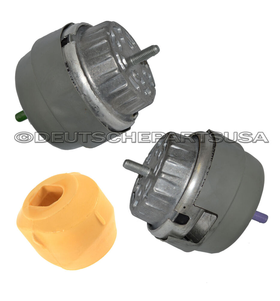 Audi a6 hydraulic oil filled engine mount stop buffer lh for Audi a6 motor oil