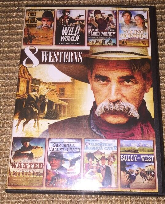 8movie western pack i will fight no more forever wild