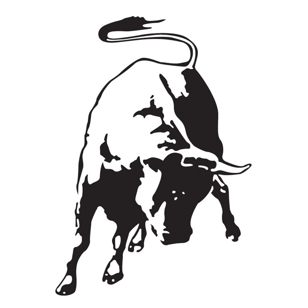lamborghini bull vinyl decal sticker auto truck car cell laptop wall