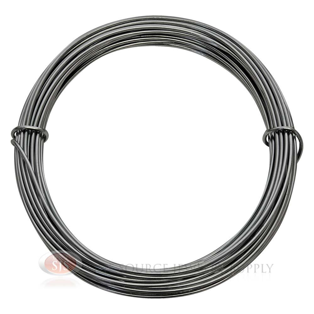 39 ft gray aluminum craft wire 12 gauge jewelry making for 12 gauge aluminum craft wire