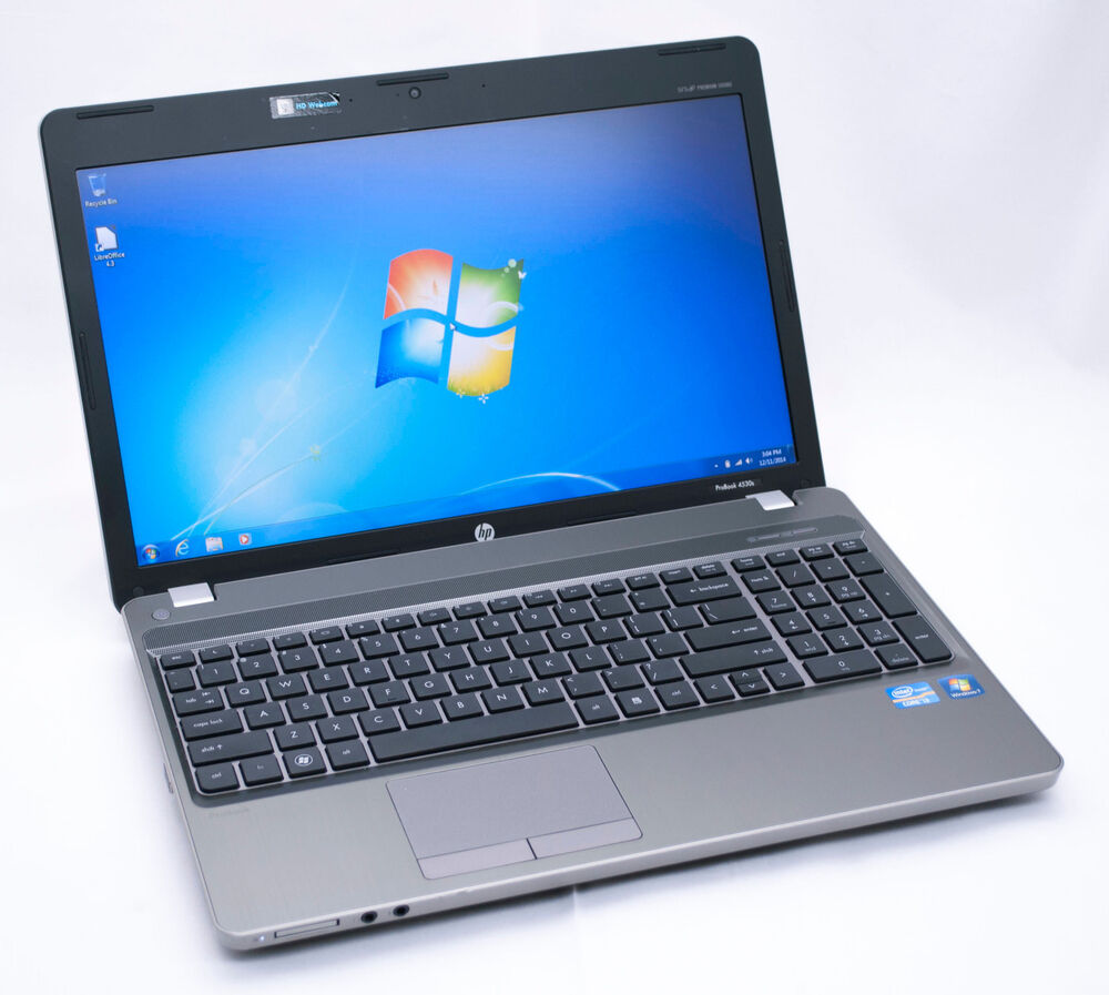 Notebook HP Probook 4530s: characteristics, comparison with peers and reviews of performance 5