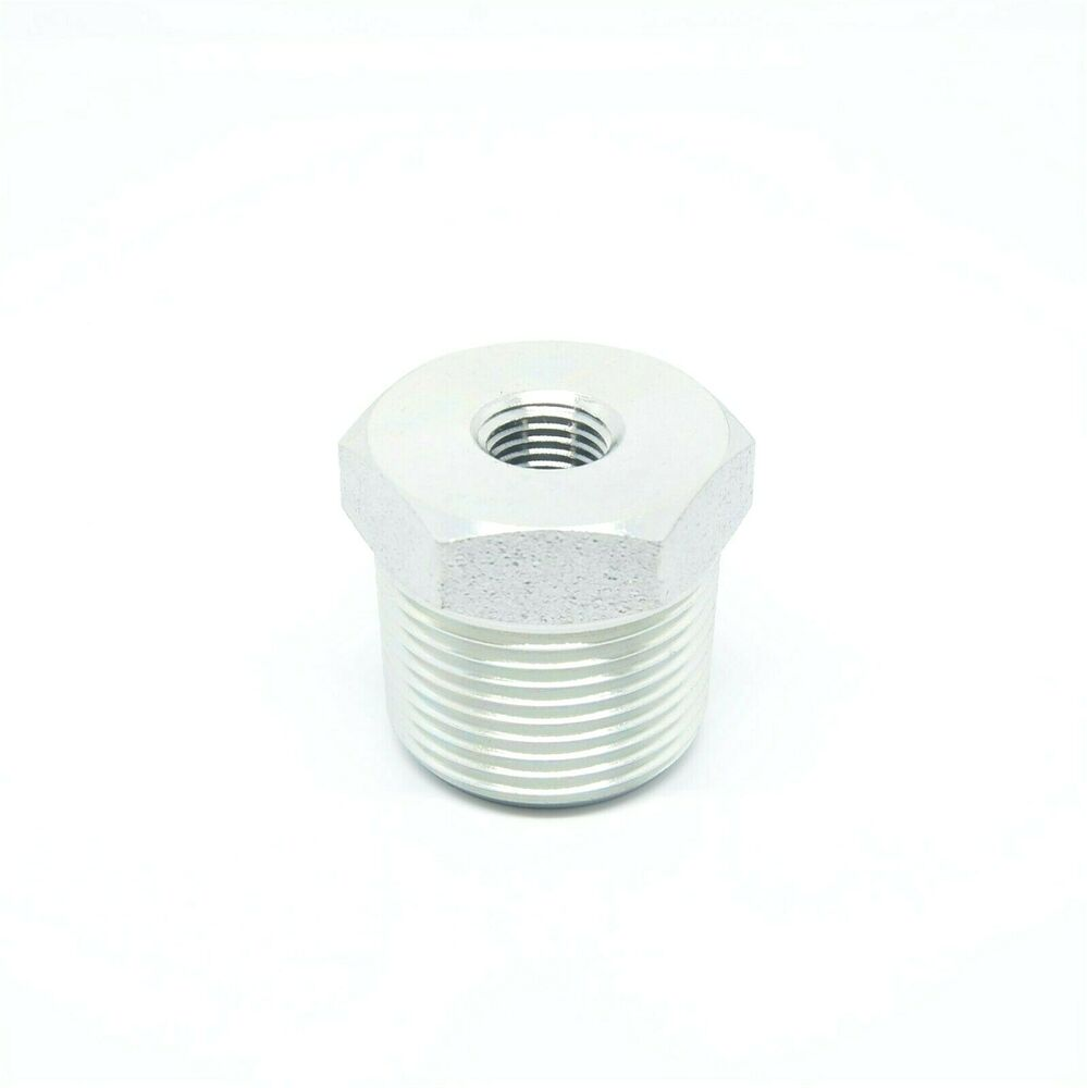 Steel reducer bushing adapter in npt male