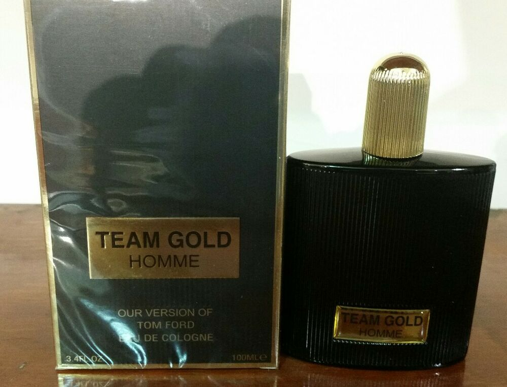 team gold cologne for men fragrance impression of tom ford new. Cars Review. Best American Auto & Cars Review