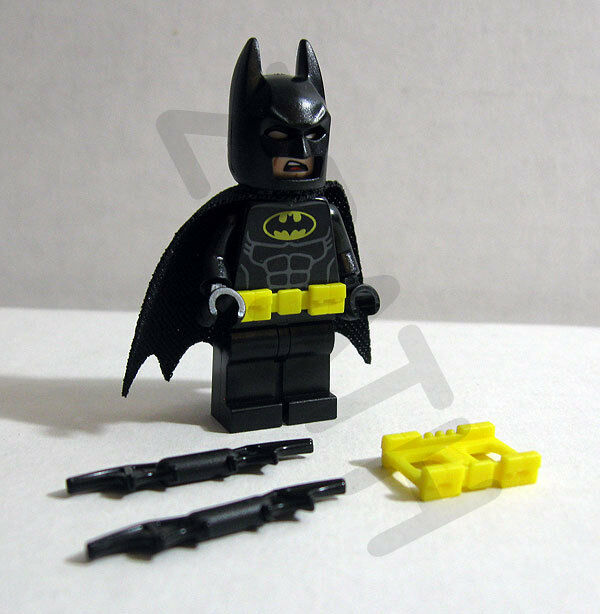 lego batman minifigures 2017 - photo #34