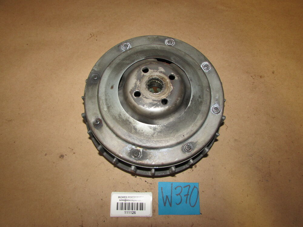 Yamaha Grizzly 660 >> Yamaha 2006 Grizzly 660 Primary Sliding Sheave OEM Clutch 03-08 YFM660 | eBay