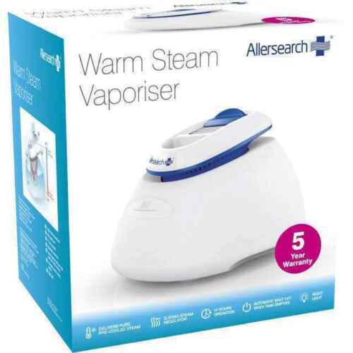 Allersearch Warm Steam Humidifier