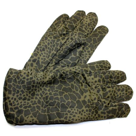 img-GENUINE POLISH ARMY THICK LINED WINTER GLOVES in PUMATARN CAMO