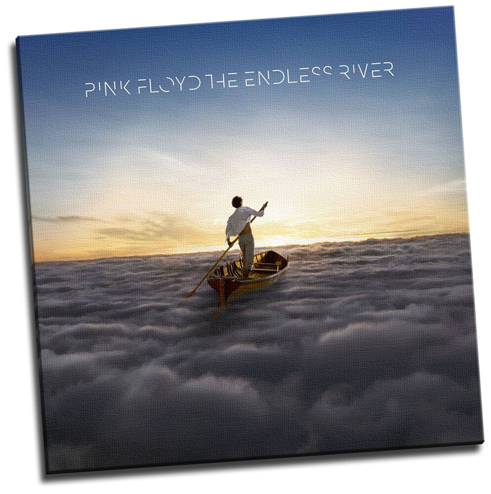 Pink Floyd - The Endless River (CD Blu-ray Casebook Edition) - Music