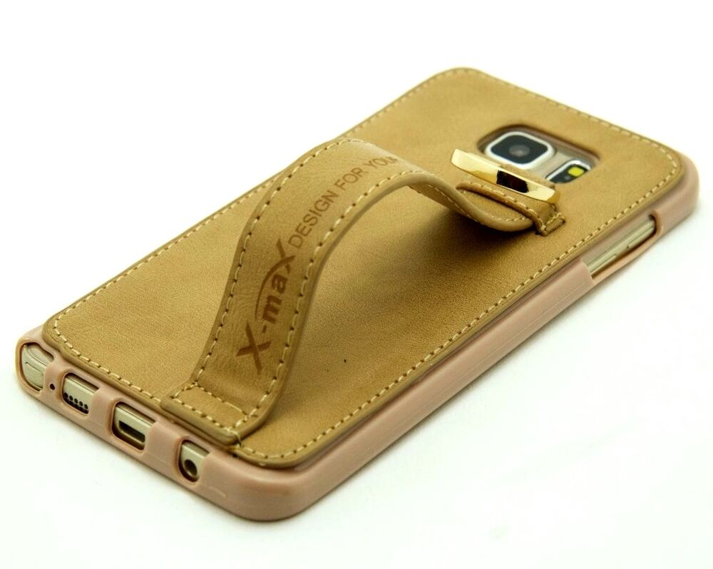 Iphone Case With Finger Strap