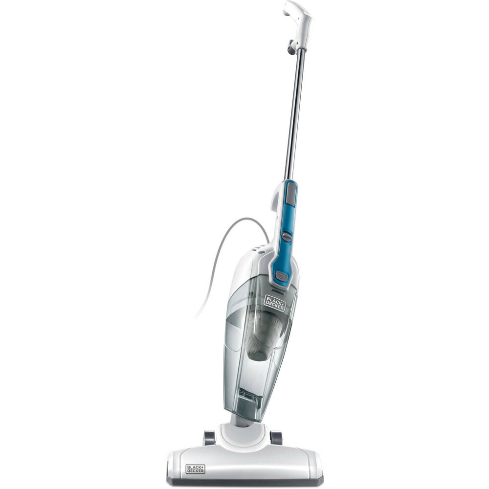Black And Decker 3 In 1 Lightweight Corded Stick Vacuum