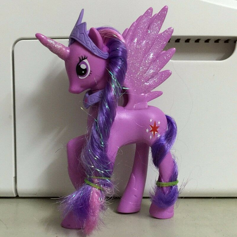 Best My Little Pony Toys And Dolls For Kids : Cm twilight sparkle my little pony doll action figure