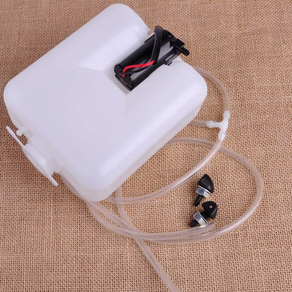 12v Universal Classic Car Windshield Washer Reservoir Pump