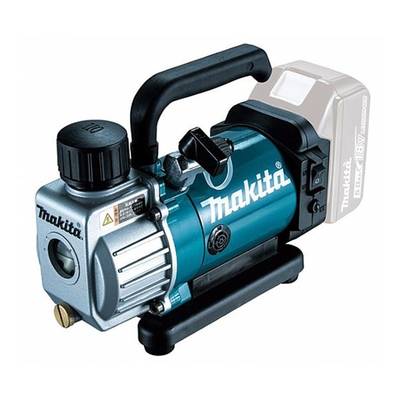 makita dvp180z 18v cordless vacuum pump body only ebay. Black Bedroom Furniture Sets. Home Design Ideas
