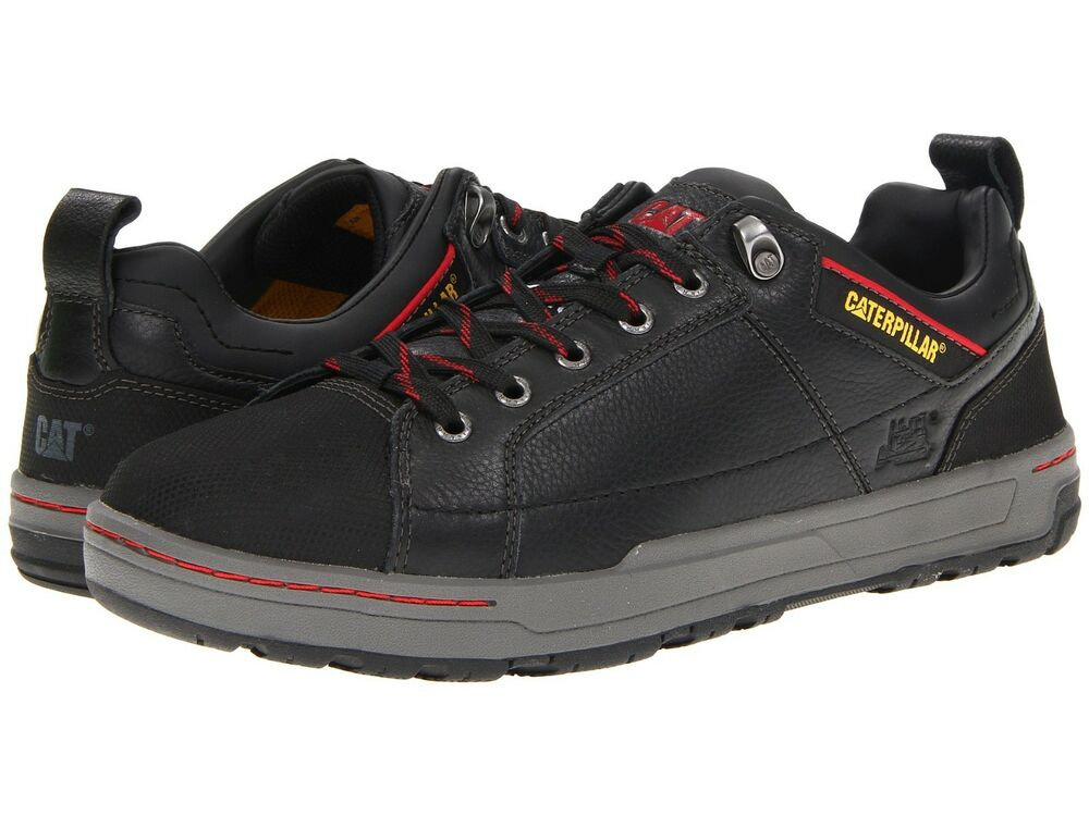 Caterpillar Brode Steel Toe Work Shoe
