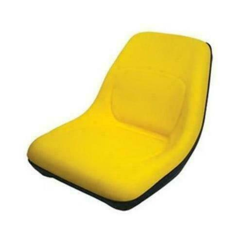 John Deere 445 Tractor Seats Replacement : John deere seat high back ltr lt