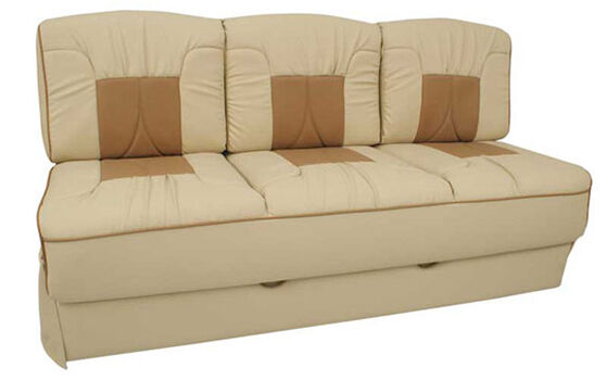 Hampton sofa bed rv furniture motorhome ebay Rv hide a bed couch