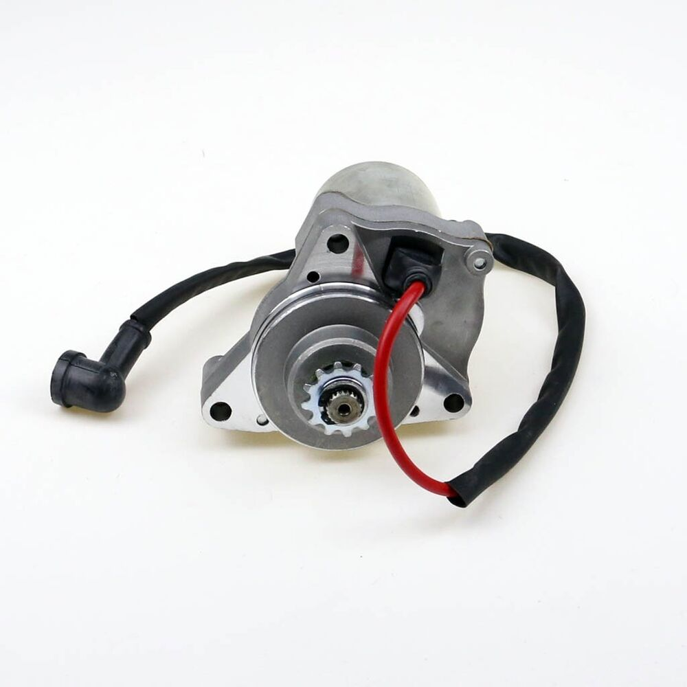 Electric starter for 50cc 70cc 90cc 110cc 125cc taotao for How to make an electric bike with a starter motor