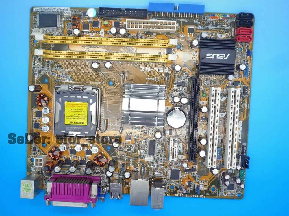 ASUS P5L-MX DRIVER FOR WINDOWS 7