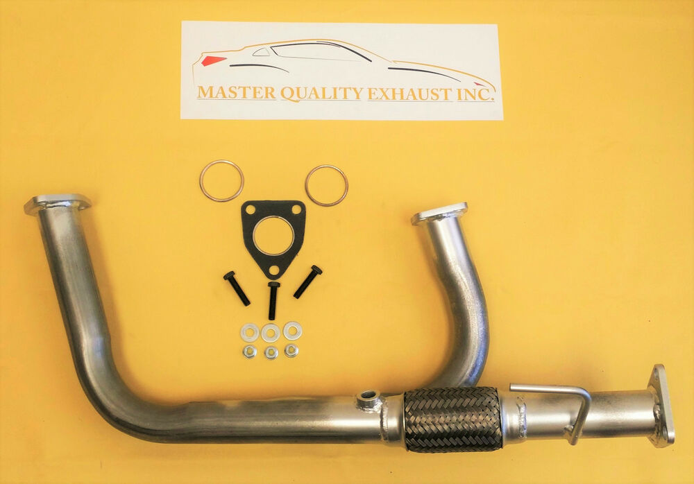1999 2000 2001 2002 2003 acura tl 3 2l exhaust pipe w. Black Bedroom Furniture Sets. Home Design Ideas