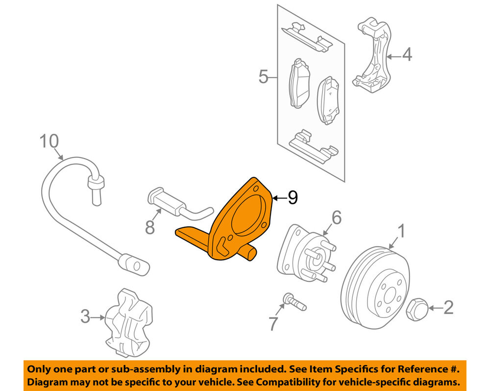 details about saturn gm oem 05-07 relay abs anti-lock brakes-bracket left  25999906