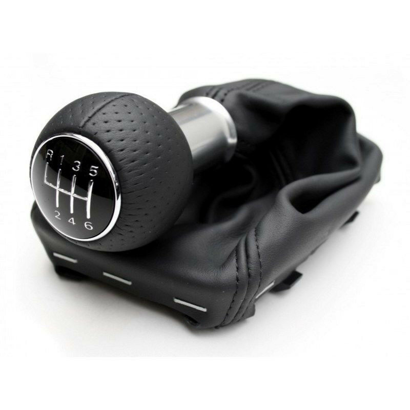Audi A4 S4 Rs4 8e Shift Knob With Leather Boot Sport 6
