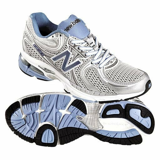New Balance WR860BS Womens Runner (B) (Blue/Grey) RRP 9.90  SAVE AUD !