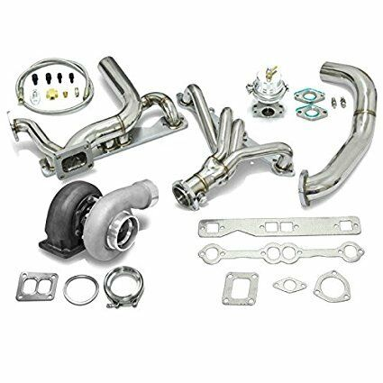 High Performance Upgrade GT45 T4 5pc Turbo Kit - Chevy ...