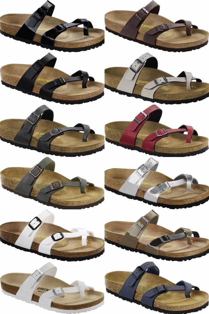 1ef8833581cad Details about BIRKENSTOCK MAYARI SANDALS FLIP-FLOPS THONGS MEN S   WOMEN S  UNISEX