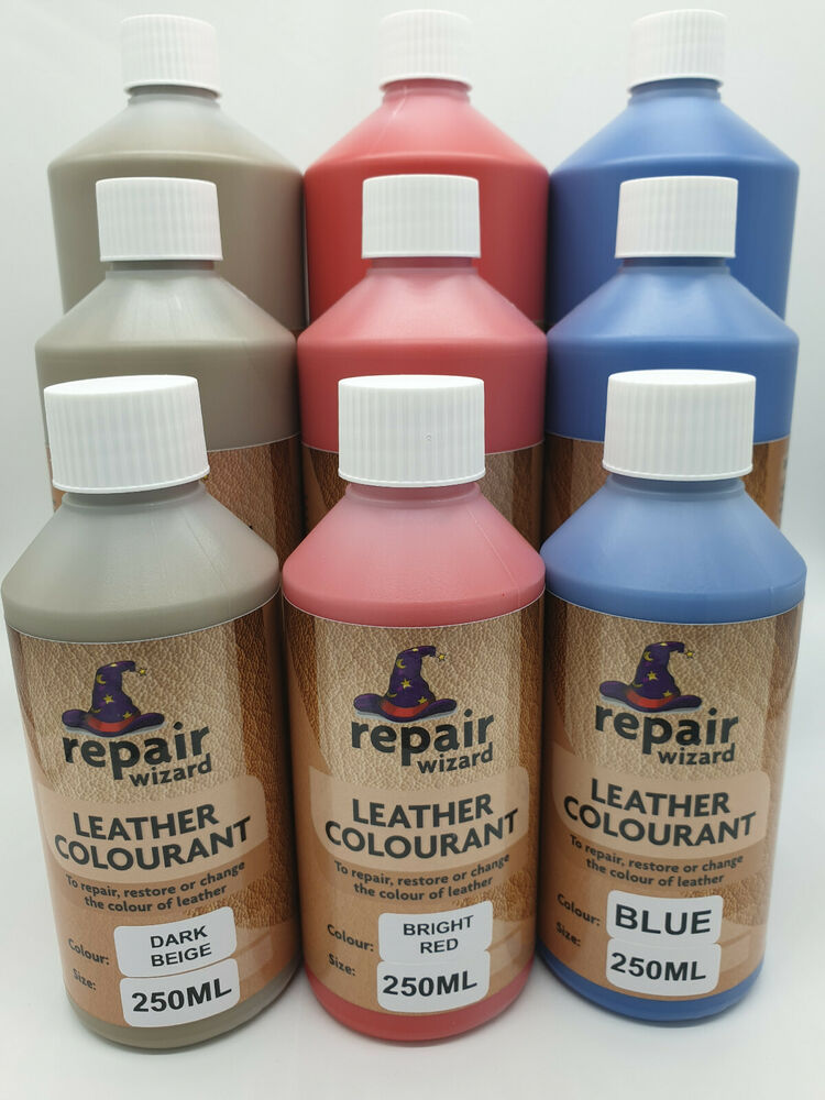 Leather Amp Vinyl Repair Dye Stain Pigment Paint Colourant