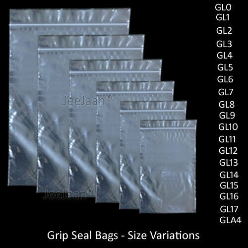 grip seal bags self resealable mini grip poly plastic