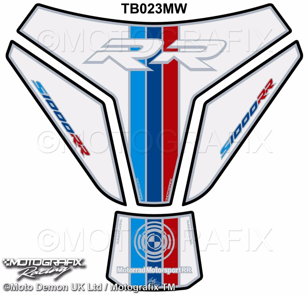 2019 Bmw S1000r Release Date: BMW S1000RR 2015 2016 M Performance Motorcycle Tank Pad