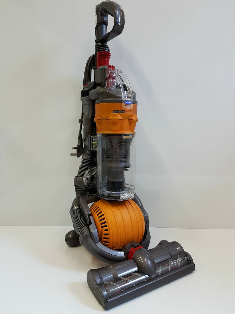 Dyson Dc24 Multi Floor Ball Upright Hoover Vacuum Cleaner