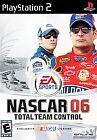 NASCAR 06: Total Team Control (Sony PlayStation 2, 2005) GOOD