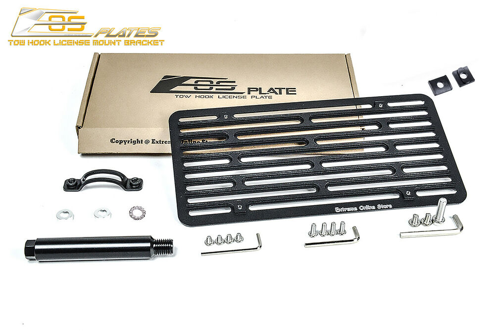 EOS For 10-15 Lexus RX350 RX450H Base Full Sized Tow Hook License ...