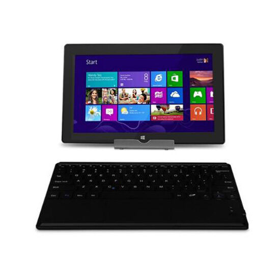 "Slim Wireless Bluetooth Keyboard W/ Touchpad For 10"" Inch Tablet Laptop 27"
