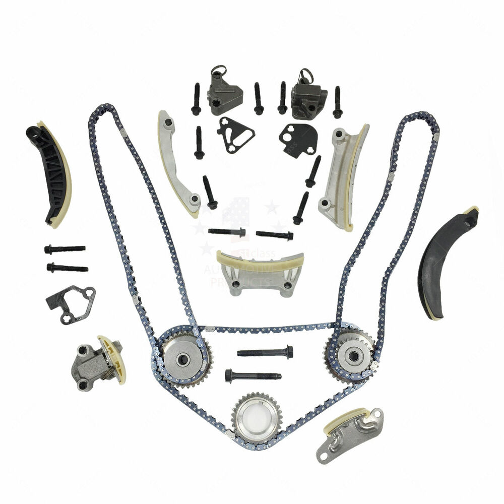 NEW TIMING CHAIN KIT FOR CADILLAC BUICK CHEVROLET SATURN
