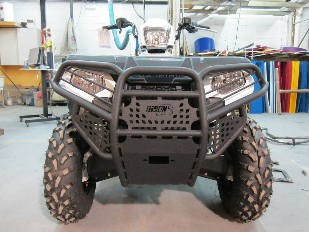 Yamaha Grizzly  Front Rack