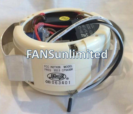 Hunter Fan Parts Amp Service : Hunter fan cp r new genuine replacement receiver for