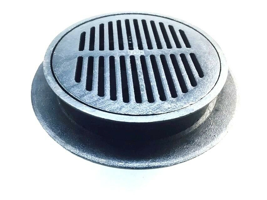 Zurn Roof Drain Cast Iron: Cast Iron Combined Roof Drains