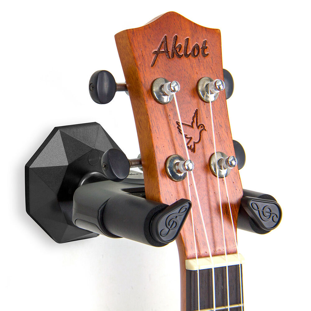aklot guitar hook wall hanger holder mount stand rack for electric bass guitar ebay. Black Bedroom Furniture Sets. Home Design Ideas
