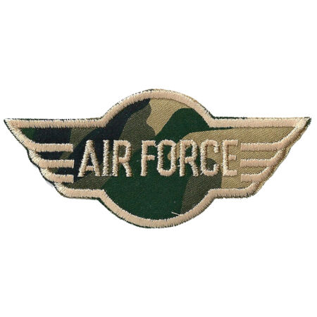 img-Patch écusson patche army sergent US Air Force militaire paintball thermocollant