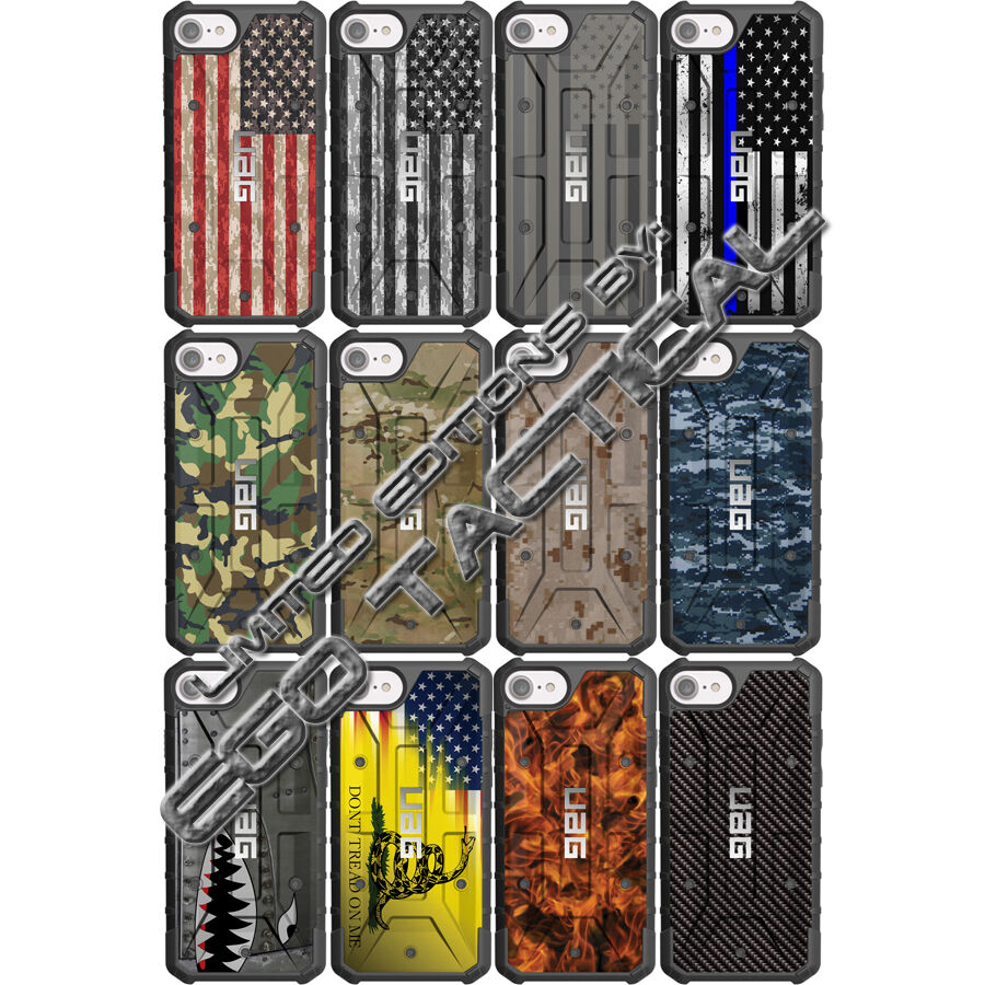 Uag urban armor gear case for iphone 6 6s 7 8 military for Design case